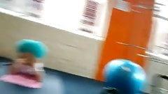 Observando en el Gym #01