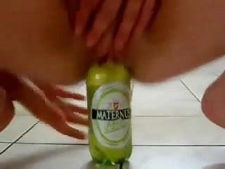 She really loves her beer