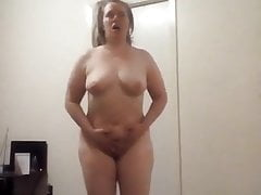 Hot blonde white pussy