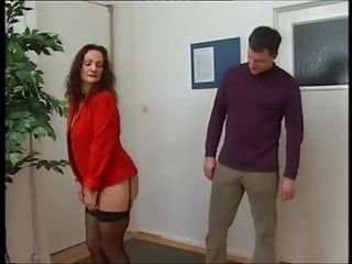 Horny Mom With Young Guy