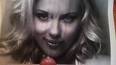 Cumshot Tribute for Scarlett Johansson - zel132