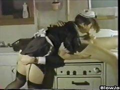 maid sucking