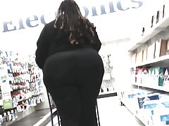 Big ass tease for the haters