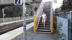 Exhibitionist Station Footbridge Challenge