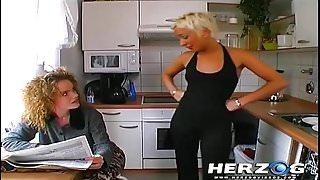 Classic German Homemade Threesome