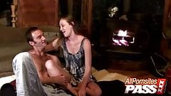 Small Tits Amber Pussy Licked