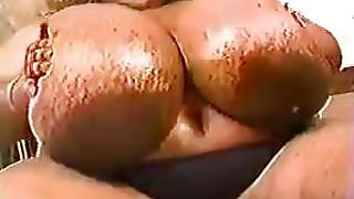 Huge Boobs Oiled Up Nice