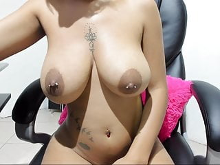 Colombian Teen With Big Tits