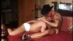 Cowboy fucks his best friend