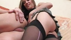 Russian Strapon Lady 1