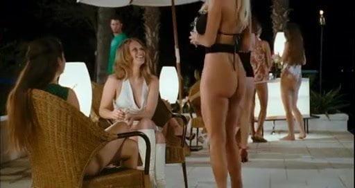 bottomless nude movie scenes