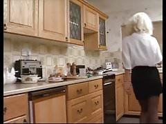 Stephanie Brews in the kitchen