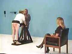 Caning and tawse