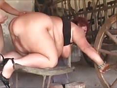 Bbw riding big cock