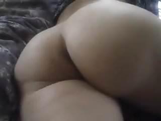 Sexy culo nel letto