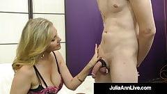 Dominating Milf Julia Ann Play