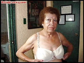 HelloGrannY Amateur Latin Grannies Pictured Naked
