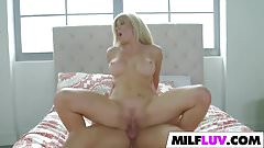 Hard dick for MILF Parker Swayze