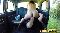 Fake Taxi Dirty driver loves fucking and licking hot tight D's Thumb