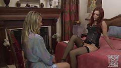 Lesbian house hunter - Lena Nicole, Jayden Cole