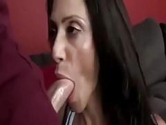 Ariella Ferrera mind control blowjob
