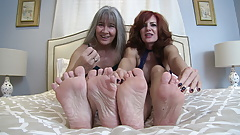 Worship Mature Feet TRAILER
