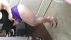 Thick thighs big booty