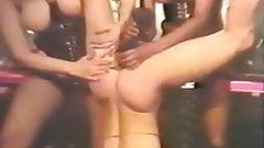 Vintage BDSM spanking female slave hung upside down KOLI's Thumb