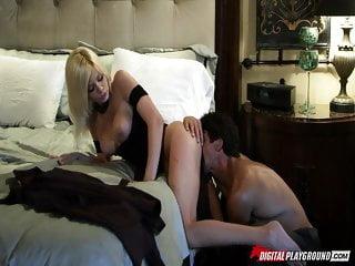 Digital Playground Big Tit Blonde Riley Loves Big Dick