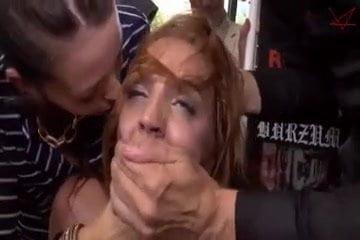 Public Disgrace, Humilation, Slave, BDSM, Brutal #2