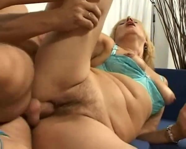Free download & watch horny mom lady spreads her hairy pussy for some young cock        porn movies