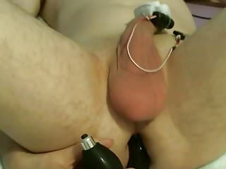 My first anal experience with Rude boy - handsfree cum