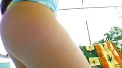 Ass Traffic Bad girl penetrated by two dongs and takes a