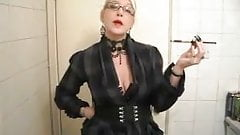 Smoking Countess