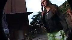 German brunette gangbang piss and fuck
