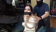 Cassandra Bound and Manhandled