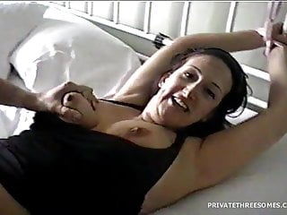 Blindfolded GF shared unknown at first