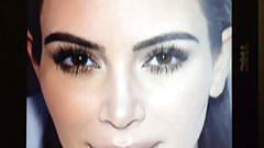 Kardashian kim cumtribute 3