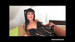 Sexy Milf Sarah Twain Gets a POV Anal Fucking