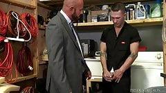 Men Over 30 Backroom Cock Bonus