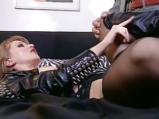 Hairy Girl In Black Boots Sex
