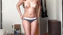 Very hot sexy NRI Stripping Masturbating