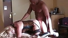 Wife getting fuck by BBC Bull