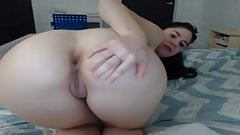 Ash hafe fun on Webcam