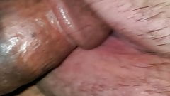 my wife's pussy close-up #3slow mo