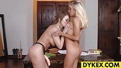 The Lesbian Devil Does Domination