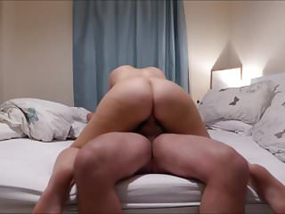 slow mo riding my dick.23 year old fuck buddy
