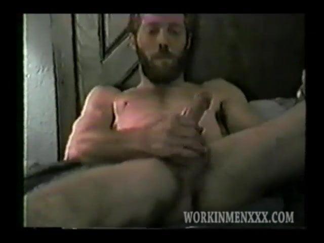 Randy Gay Guy Jacking Off