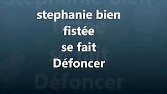 STEPHANIE SE FAITFISTER PUIS DEMONTER -'s Thumb