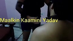Indian Femdom Goddess Kaamini Yadav Face Slapping Video